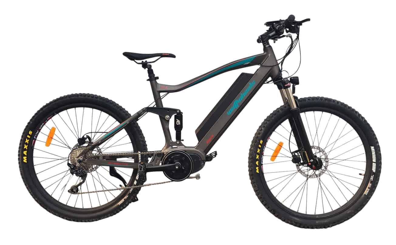 Alpine Full Suspension E Bike E Bikes Wanganui